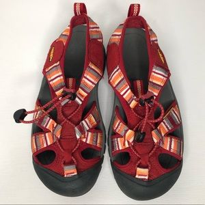 Keen hiking sandals shoes size 6
